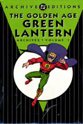 GOLDEN AGE GREEN LANTERN ARCHIVES VOL 1 HC
