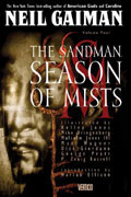SANDMAN VOL 4 SEASON OF MISTS HC
