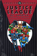 JUSTICE LEAGUE OF AMERICA ARCHIVES VOL 5 HC