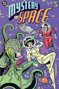 PULP FICTION LIBRARY MYSTERY IN SPACE TP