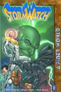 STORMWATCH VOL 4 A FINER WORLD TP