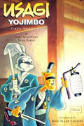 USAGI YOJIMBO VOL 13 GREY SHADOWS TP