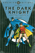 BATMAN DARK KNIGHT ARCHIVES VOL 3 HC