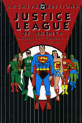 JUSTICE LEAGUE OF AMERICA ARCHIVES VOL 2 HC