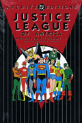 JUSTICE LEAGUE OF AMERICA ARCHIVES VOL 7 HC