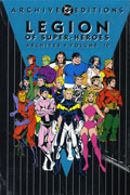 LEGION OF SUPER HEROES ARCHIVES VOL 10 HC