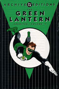 GREEN LANTERN ARCHIVES VOL 3 HC