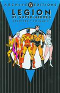 LEGION OF SUPER HEROES ARCHIVES VOL 11 HC