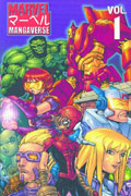 MARVEL MANGAVERSE VOL 1 TP