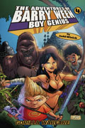 ADVENTURES OF BARRY WEEN VOL 4 GORILLA WARFARE TP