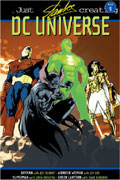 JIST CREATING THE DC UNIVERSE BOOK ONE TP