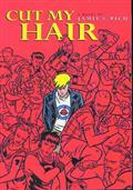 CUT MY HAIR ILLUSTRATED NOVEL