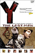 Y THE LAST MAN VOL 1 UNMANNED TP