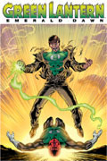 GREEN LANTERN EMERALD DAWN TP