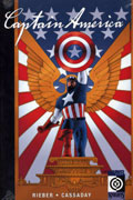 CAPTAIN AMERICA VOL 1 THE NEW DEAL HC