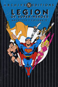 LEGION OF SUPER HEROES ARCHIVES VOL 12 HC