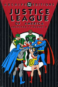 JUSTICE LEAGUE OF AMERICA ARCHIVES VOL 8 HC