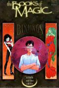 BOOKS OF MAGIC TP VOL 01 BINDINGS (MR)