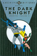 BATMAN DARK KNIGHT ARCHIVES VOL 4 HC