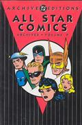 ALL STAR COMICS ARCHIVES HC VOL 09