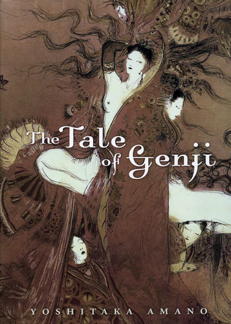 an overview of the main theme in the tale of genji