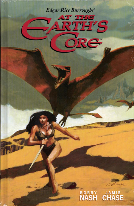 EDGAR RICE BURROUGHS AT THE EARTHS CORE HC (C: 0-1-2)