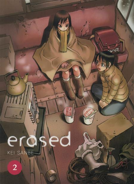 ERASED GN VOL 02 (C: 1-1-0)