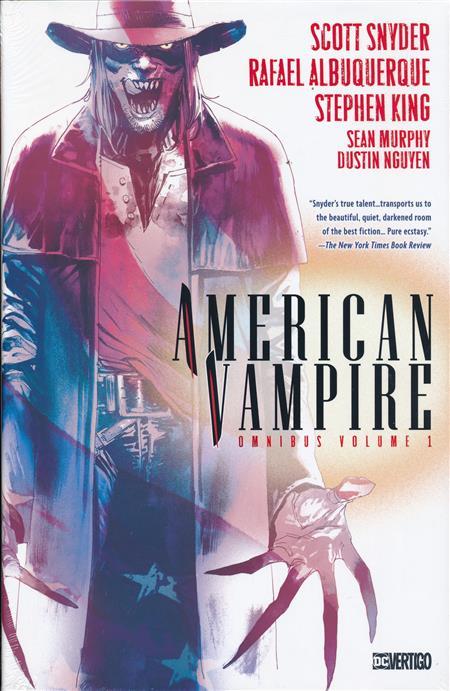 AMERICAN VAMPIRE OMNIBUS HC VOL 01 (MR)
