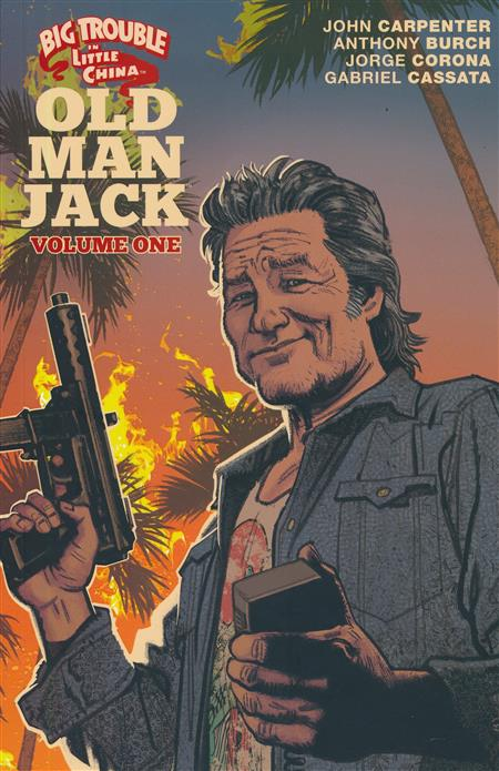 BIG TROUBLE IN LITTLE CHINA OLD MAN JACK TP VOL 01 (C: 0-1-2