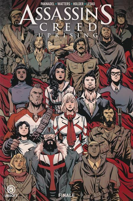 Assassins Creed Uprising Tp Vol 03 Finale