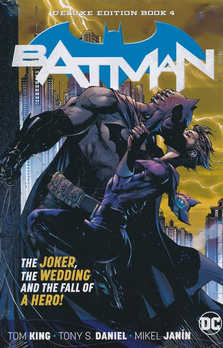 BATMAN DELUXE ED COLL HC BOOK 04
