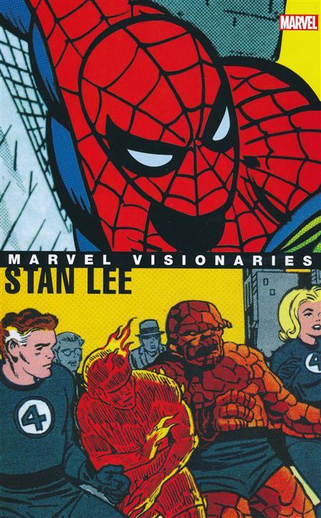 MARVEL VISIONARIES TP STAN LEE