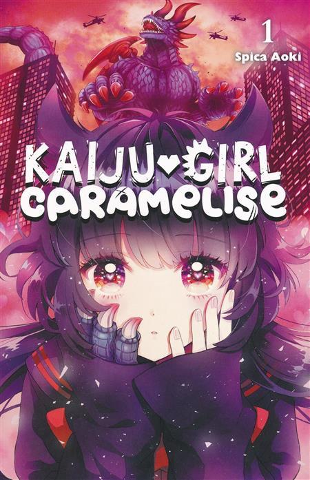 KAIJU GIRL CARAMELISE GN VOL 01 (C: 0-1-2)