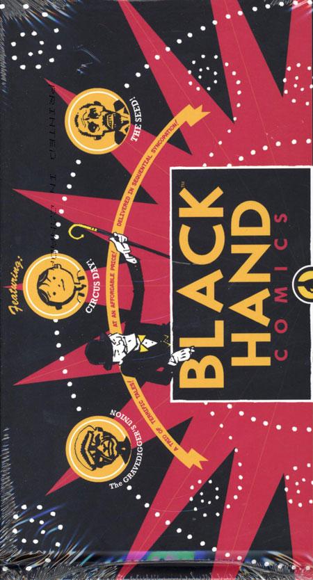Blackhand Comics HC Mr IMAGE COMICS