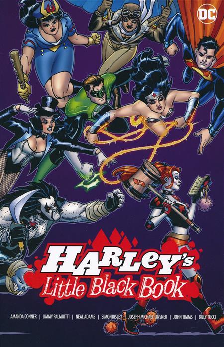HARLEYS LITTLE BLACK BOOK TP