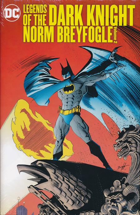 LEGENDS OF THE DARK KNIGHT NORM BREYFOGLE HC VOL 02