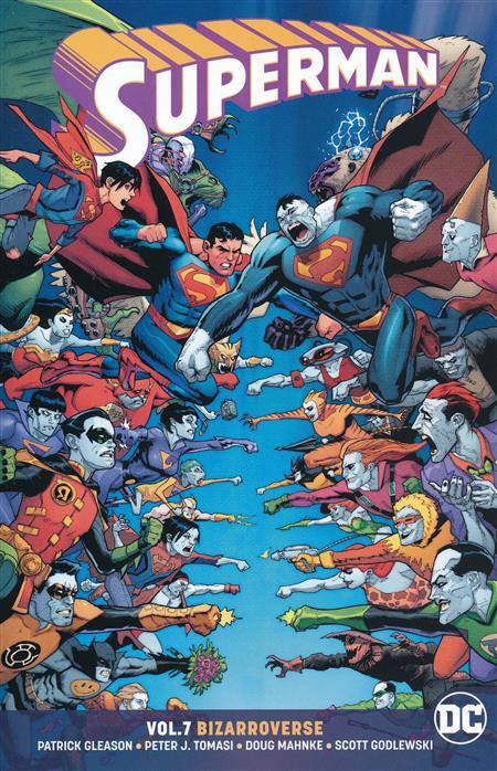 SUPERMAN TP VOL 07 BIZARROVERSE REBIRTH