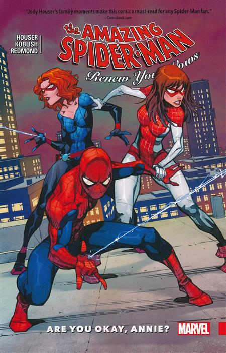 AMAZING SPIDER-MAN RENEW YOUR VOWS TP VOL 04