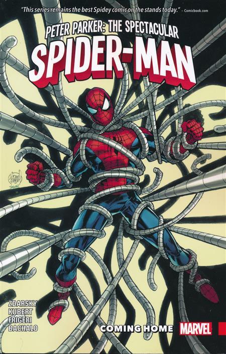 PETER PARKER SPECTACULAR SPIDER-MAN TP VOL 04