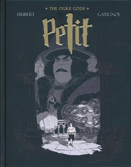 PETIT HC BOOK 01 OGRE GODS (MR)