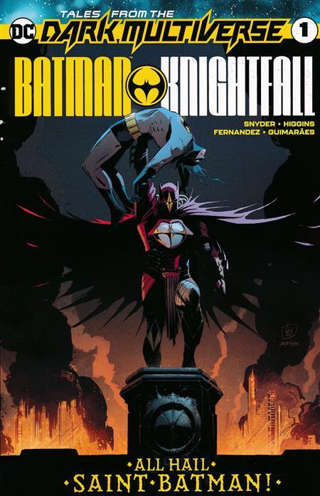 TALES FROM THE DARK MULTIVERSE BATMAN KNIGHTFALL #1