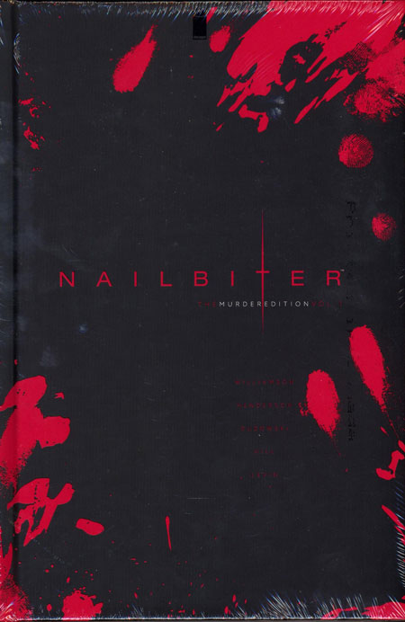 NAILBITER HC VOL 01 THE DCBS BLOODY EXC ED