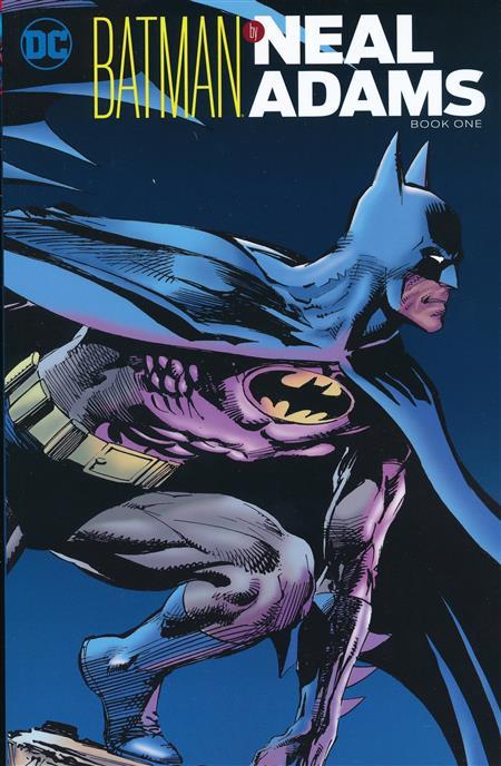 BATMAN BY NEAL ADAMS TP BOOK 01