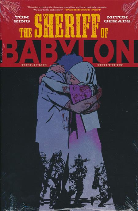 SHERIFF OF BABYLON DELUXE ED HC (MR)