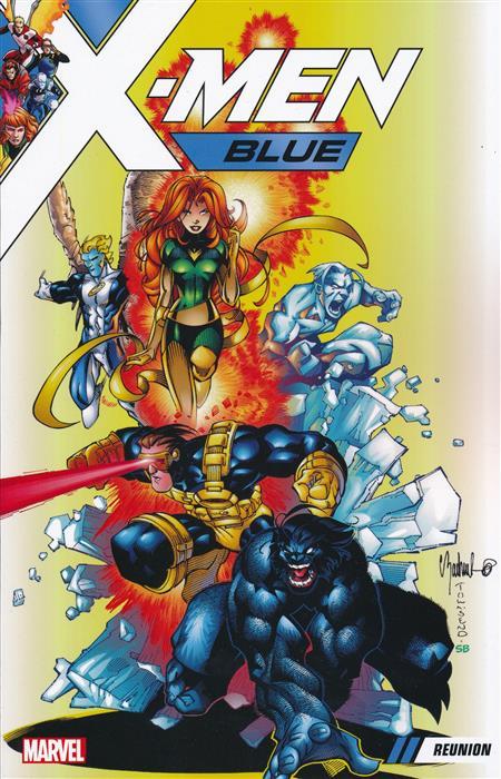 X-MEN BLUE TP VOL 00 REUNION