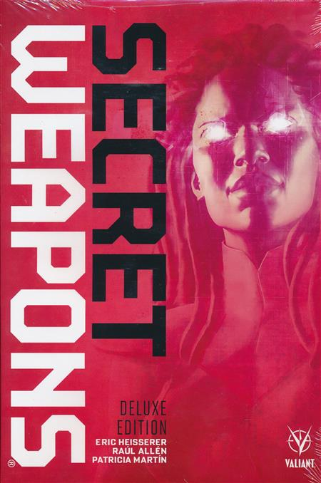 SECRET WEAPONS HC DLX ED