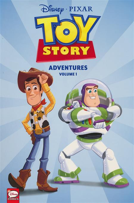DISNEY PIXAR TOY STORY ADVENTURES TP VOL 01 (C: 1-1-2)