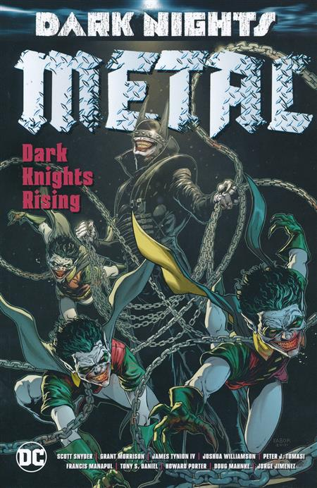DARK NIGHTS METAL DARK KNIGHTS RISING TP