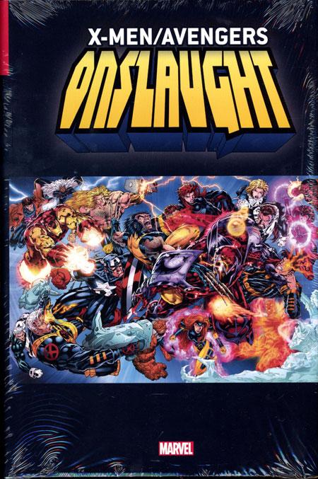 X Men Avengers Onslaught Omnibus Hc