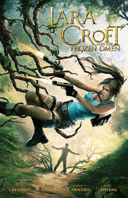 LARA CROFT AND THE FROZEN OMEN TP (C: 1-1-2)